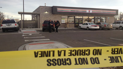 Little boy shot while sitting in parents' SUV near 6th and Federal in Denver
