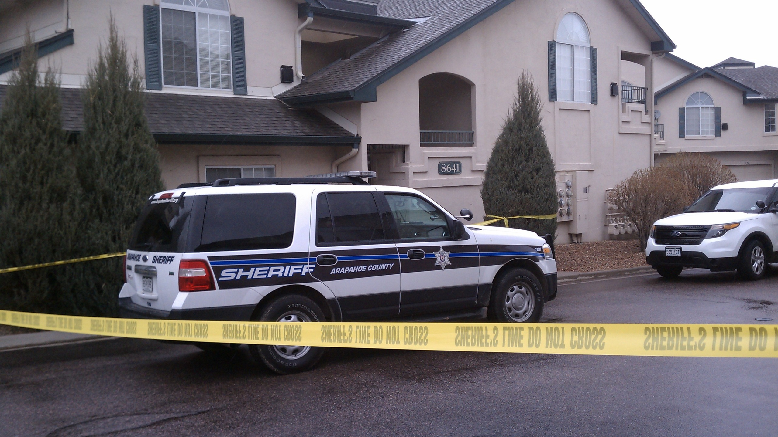 Possible homicide investigated in Arapahoe County