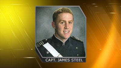 Capt. James Steel
