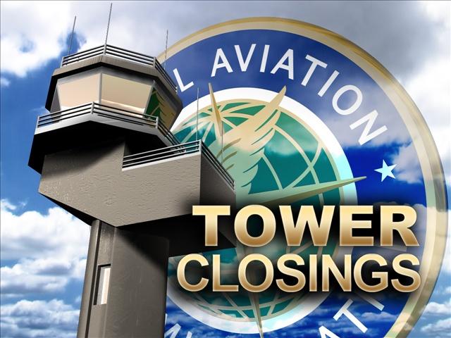Tower Closings