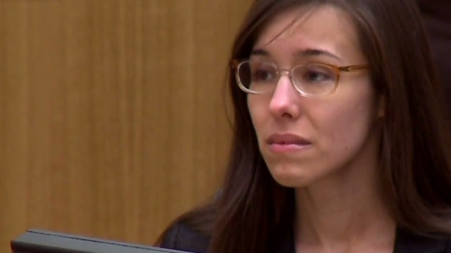 Arias was found guilty of first-degree murder and initially said she wanted the death penalty on May 9, 2013. (Photo: CNN)