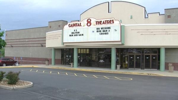 Capital 8 Theaters in Jefferson City, Mo. (Photo: KMIZ)