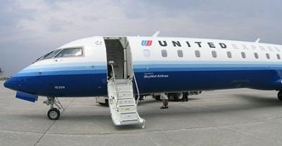 A passenger plane headed for Denver was forced to turn back Thursday evening after a birdstrike, a spokesperson for the airline said.