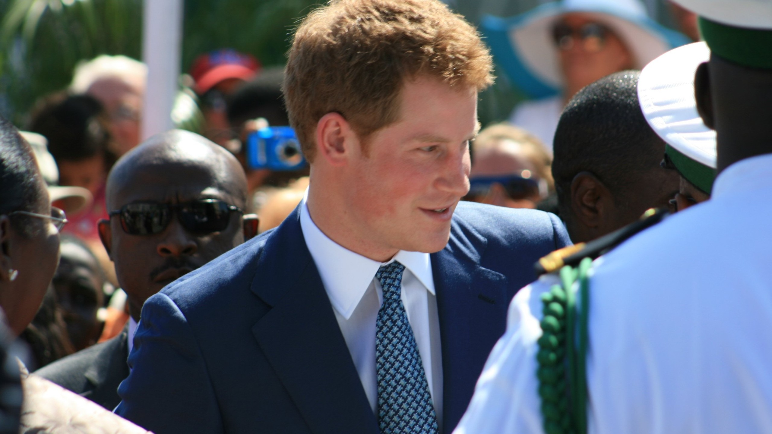 Prince Harry is scheduled to visit Colorado on Friday and Saturday. (Credit: CNN)