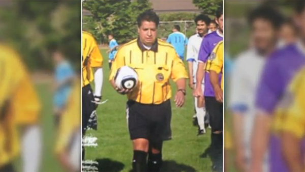 Ricardo Portillo, a Utah soccer referee, died after being punched by an angry player. (Photo: KSTU)