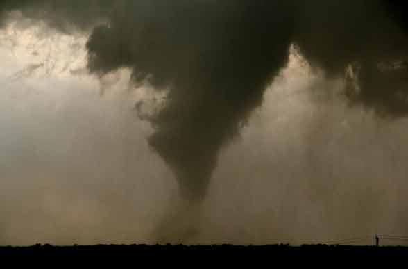 North Texas tornado. May 15, 2013
