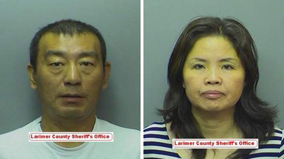 Longmont couple arrested for prostitution business
