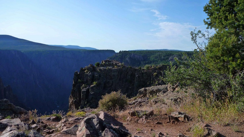 Pulpit Rock (Credit: Black Canyon of the Gunnison National Park via Facebook)