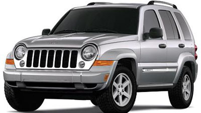 The 2013 Jeep Liberty is one of the cars included in a Chrysler recall announced on July 5, 2013. (Photo: CNN)