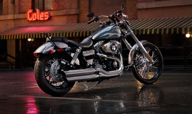 2014 Harley-Davidson Wide Glide