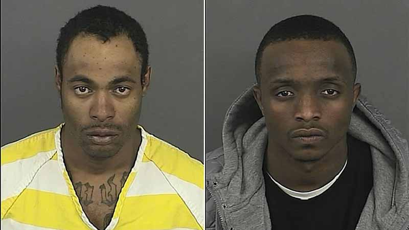 Marquise Davis, left, and Denzel Richardson both pleaded guilty in a 2012 double-murder case in Five Points. (Photo: Denver District Attorney's Office)
