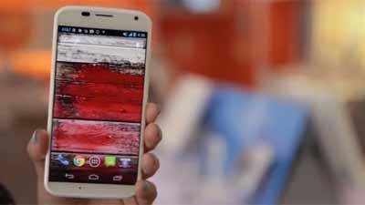 Motorola X Smartphone (Photo: YouTube)