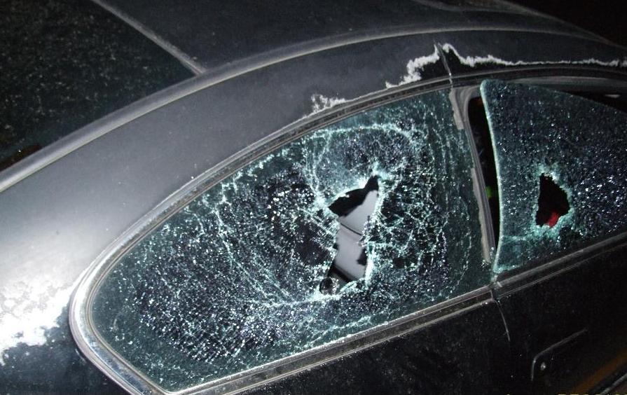 victim vehicle (Credit: Lakewood Police)