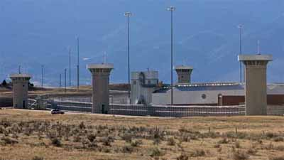 "Administrative Maximum (ADX) prison facility, also known as ""Supermax,"" in Florence, Colo. (Photo: Flickr / Sasha Vienrose)"