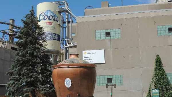 Coors Brewery in Golden, Colo. (Photo: Trip Advisor)