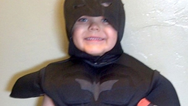 A slew of city officials and corporations banned together to turn of San Francisco into Gotham City for a day to grant this wish of this 5-year-old named Miles, who is battling leukemia. (Photo: Make-A-Wish Foundation)