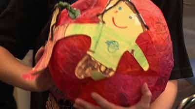 Boulder kindergartners' art going to Mars