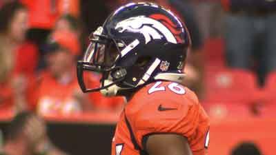 Broncos safety Rahim Moore