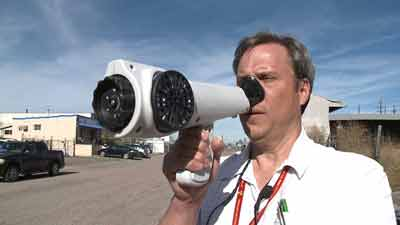 'Nasal Ranger' investigates pot odor complaints in Denver