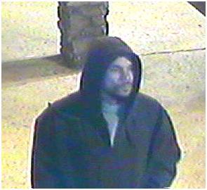Robbery suspect: 909 S Oneida in Denver. Courtesy: FBI