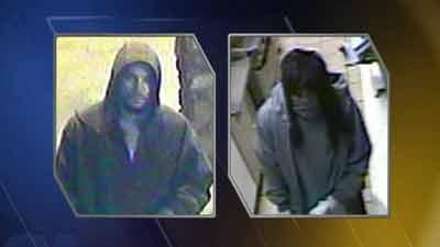 "Milli Vanilli"" bandit suspects"