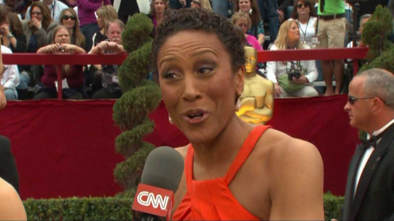 Robin Roberts (Photo: CNN)