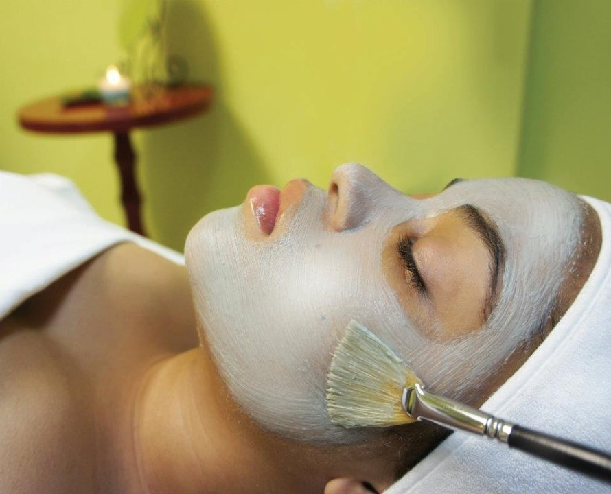 """When Traci Garcia's 19-year-old daughter feels super stressed out, Garcia (the co-owner of a spa) treats her to a facial. """"It's a full hour of uninterrupted relaxation that she appreciates,"""" said Garcia of Harwood Heights, Illinois."""