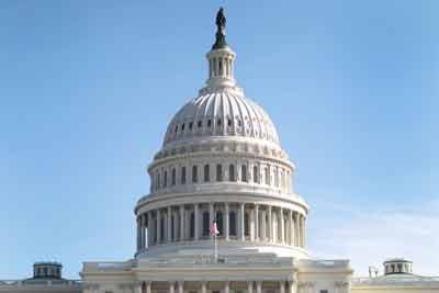 U.S. Capitol. Courtesy: CNN