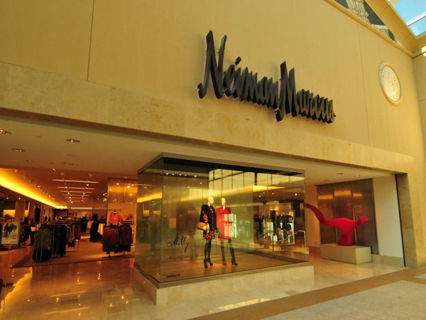 Neiman Marcus Store at Lenox Square Mall in Atlanta. (Photo: CNN Wire)