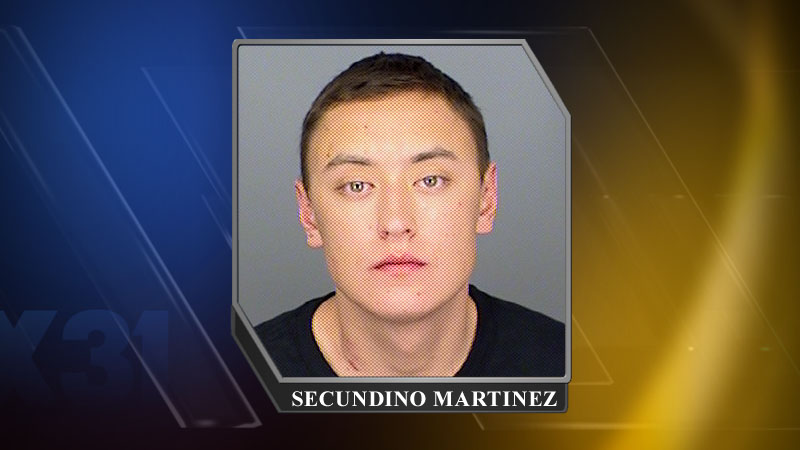 20-year-old Secundino Martinez was arrested for stabbing 3 people at a party in Longmont Jan. 12, 2014.
