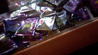 Synthetic drug 'spice' sold over-the-counter