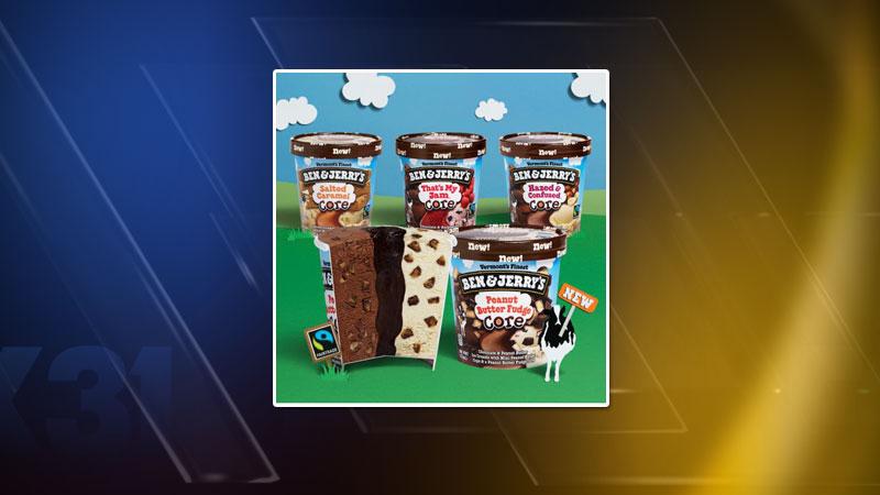 New Ben & Jerry's ice cream flavors