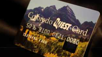 Welfare debit card