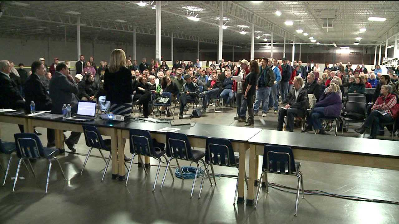 Large crowd attends U.S. 36 public meeting in Louisville, Colo