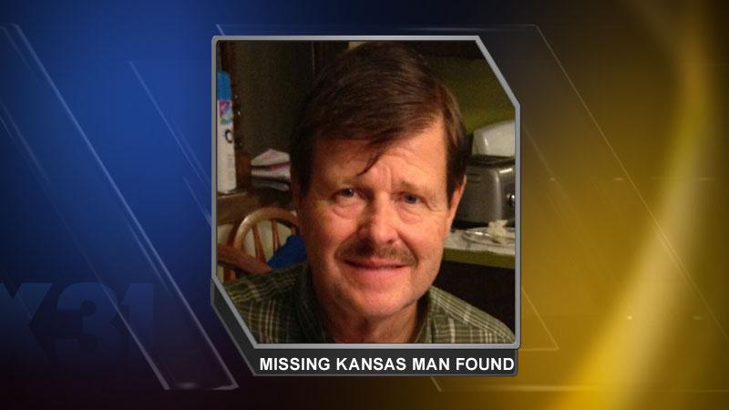 missing-Kansas man-found