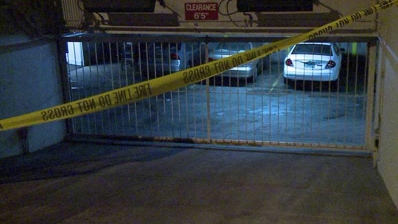 Parking Garage collapse