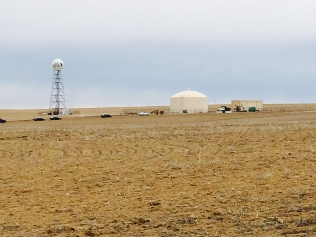 Investigation near water treatment facility in Adams County