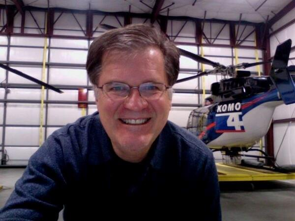 KOMO helicopter photog Bill Strothman