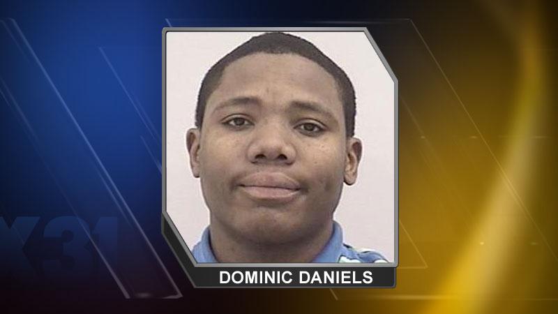 Dominic Daniels mug