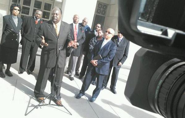 Pastors demand change in policy regarding force at Denver Jail