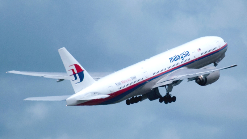 Malaysia Airlines Boeing 777-200. Photo credit: Wikimedia Commons