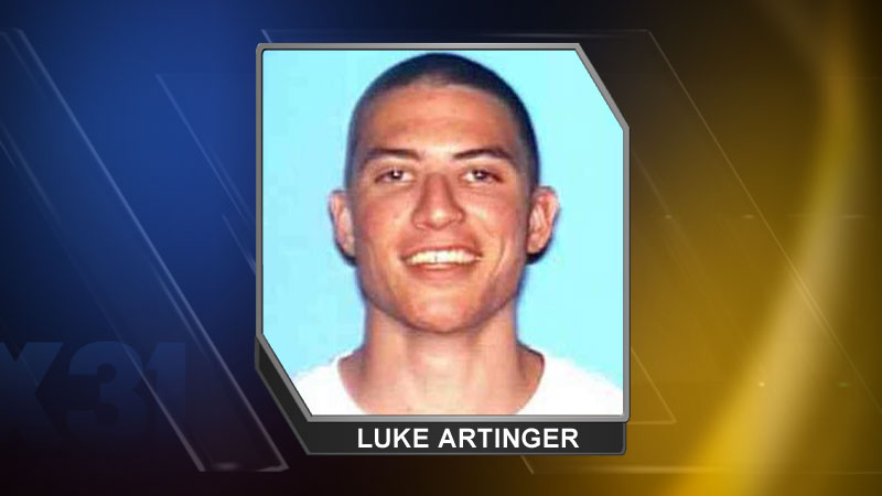 """Luke Artinger, who has been featured on the TV show """"America's Most Wanted,"""" was arrested in Grand Junction in October 2013. (Photo: Huntington Beach Police Department)"""