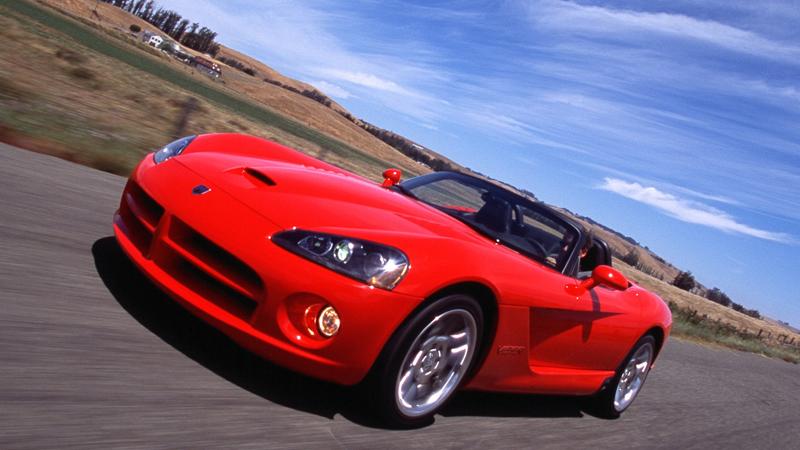 A file photo of a 2004 Dodge Viper SRT10. (Photo: Chrysler)