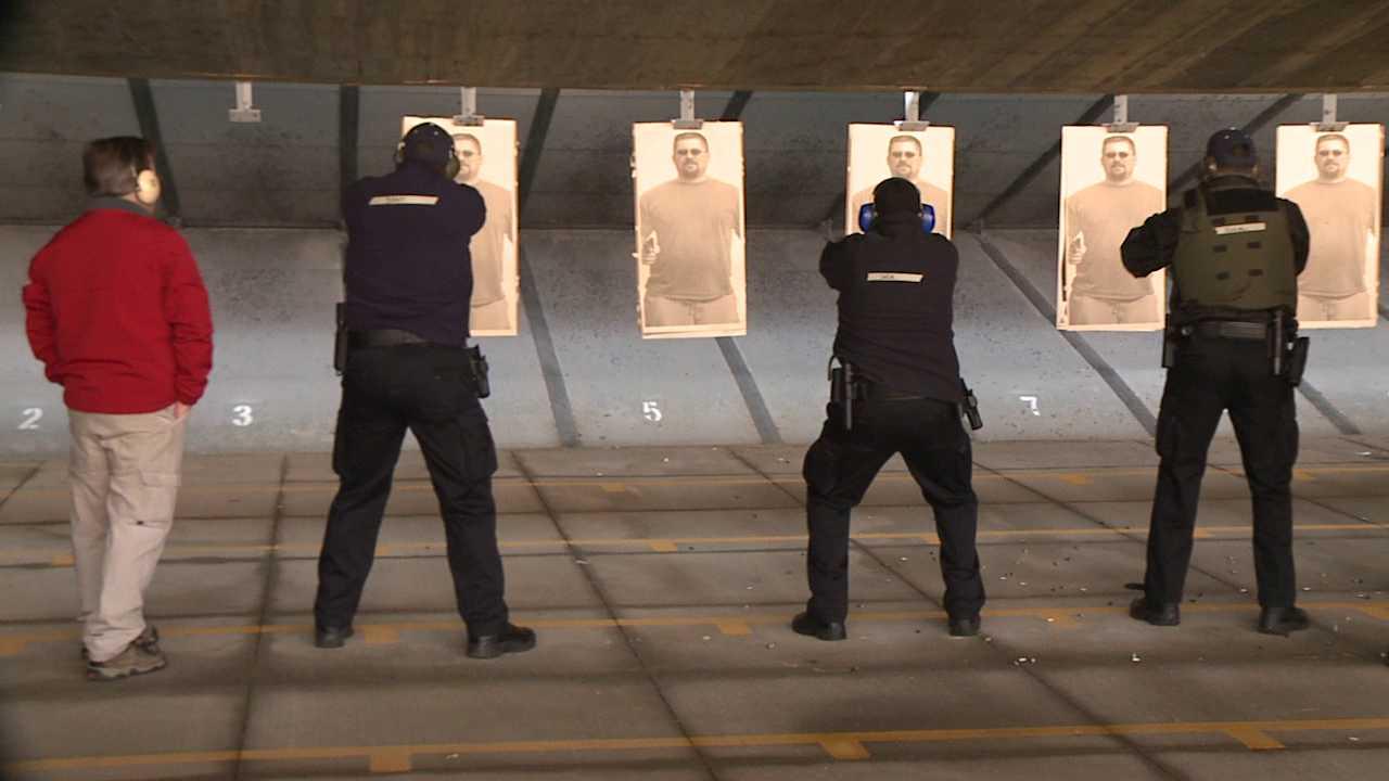 Flatrock law enforcement training center in Adams County, Colo.
