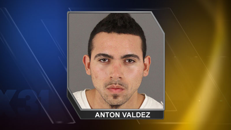 Anton Valdez was convicted on April 9, 2014 in the murder of Bernardo Saenz. (Photo: 17th Judicial District Attorney's Office)