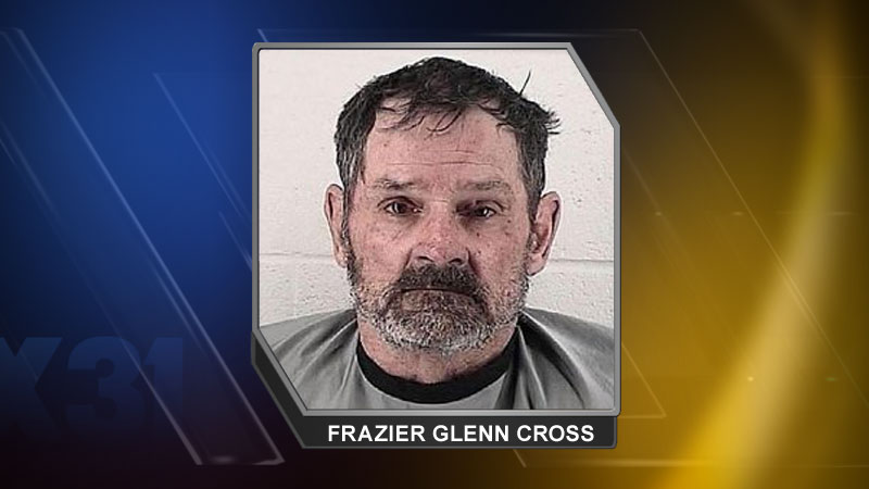 Frazier Glenn Cross, 73, faces charges of premeditated first-degree murder after he allegedly opened fire at two Jewish centers near Kansas City on Sunday, April 13, 2014, killing 3 people.
