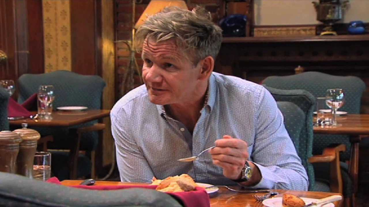 Chef Goron Ramsay at Old Neighborhood in Arvada on 'Kitchen Nightmares'