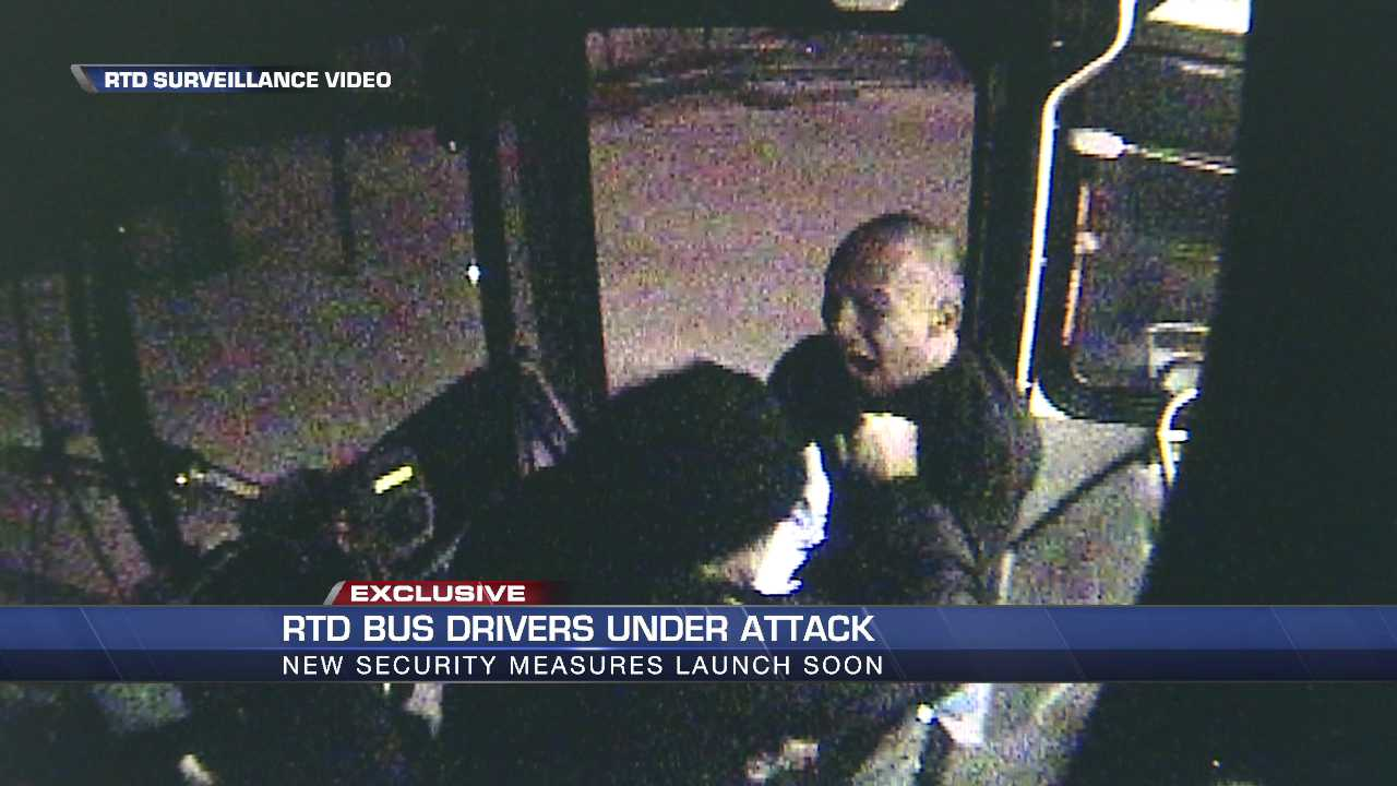 RTD bus driver attacked