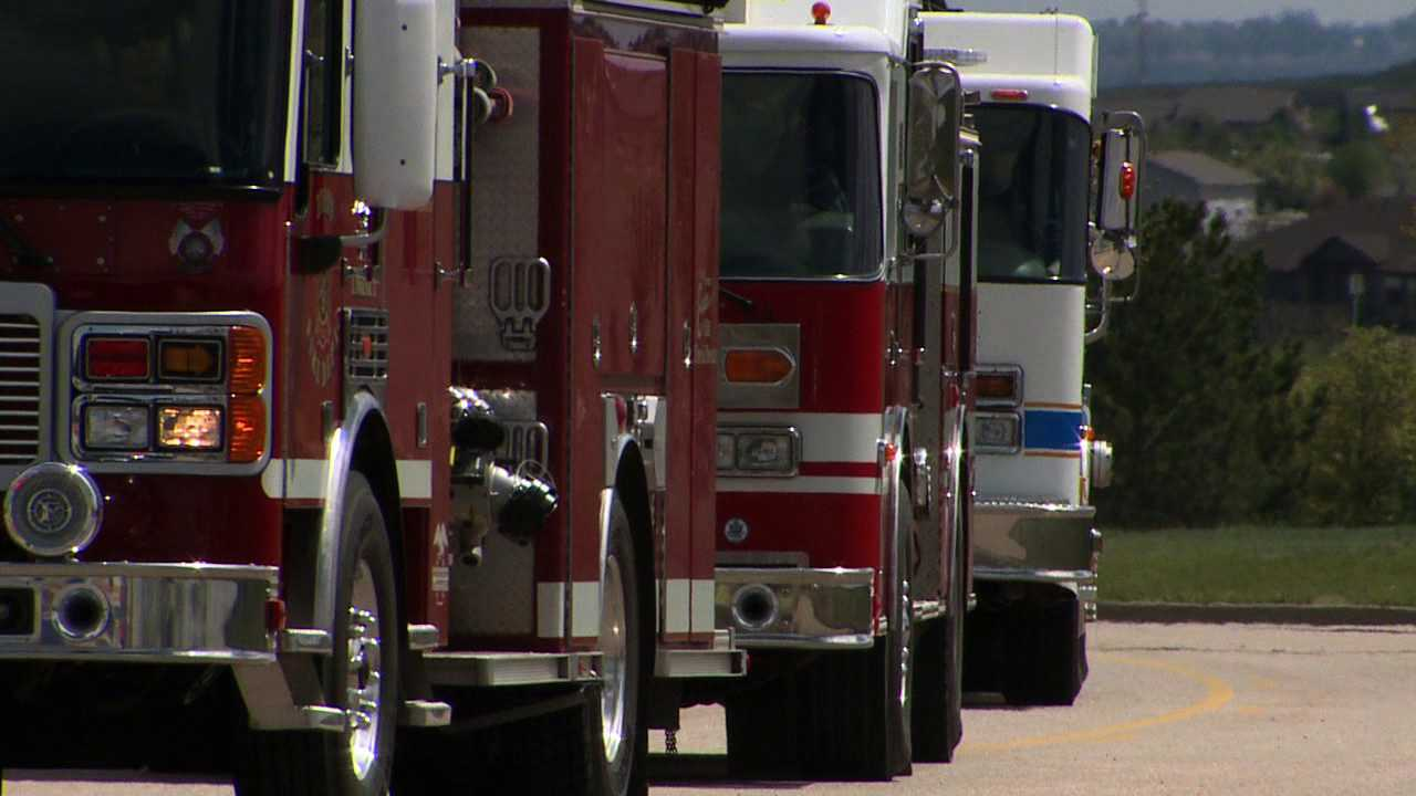 40 fire departments participate in 'Broken Arrow' exercise. May 13, 2014