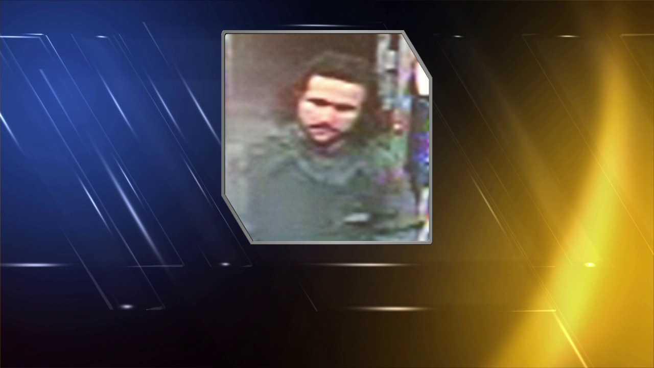 Surveillance image of accused police impersonator. Photo: Aurora Police Department